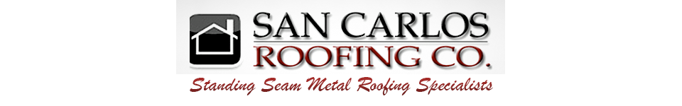 San Carlos Roofing Company Banner